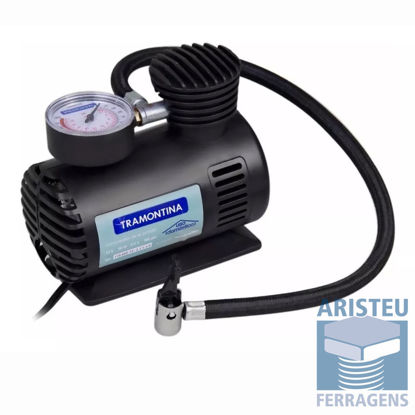 COMPRESSOR AR PORTATIL 12V  AUTOMOTIVO TRAMONTINA